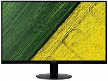"Монитор Acer 23"" SA230Abi черный IPS LED 4ms 16:9 HDMI матовая 250cd 178гр/178гр 1920x1080 D-Sub FHD 2.6кг"