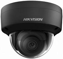 Видеокамера IP Hikvision DS-2CD2123G0-IS (4MM) 4-4мм цветная корп.:черный