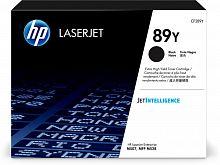 Картридж лазерный HP 89Y CF289Y черный (20000стр.) для HP LJ M507/MFP M528