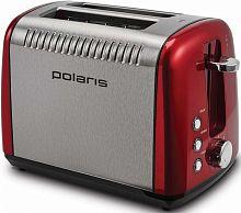 Тостер Polaris PET 0915A 900Вт красный