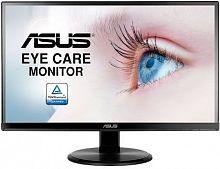 """Монитор Asus 23.8"""" VP249HR черный IPS LED 16:9 HDMI M/M матовая 1000:1 250cd 178гр/178гр 1920x1080 D-Sub FHD 3.61кг"""