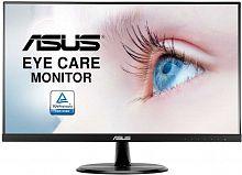 "Монитор Asus 23.8"" VP249HE черный IPS LED 16:9 HDMI матовая 250cd 178гр/178гр 1920x1080 D-Sub FHD 3.61кг"