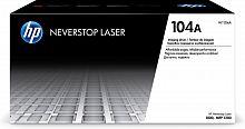 Блок фотобарабана HP 104 W1104A черный ч/б:20000стр. для HP Neverstop Laser 1000a/1000w/1200a/1200w HP