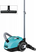 Пылесос Bosch BZGL2A312 600Вт голубой/черный