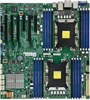 Материнская Плата SuperMicro MBD-X11DAI-N-O Soc-3647 iC621 eATX 16xDDR4 10xSATA3 SATA RAID iC621 2хGgbEth Ret