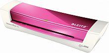 Ламинатор Leitz iLam Home розовый (73680023) A4 (80-125мкм) 60см/мин (2вал.) лам.фото реверс