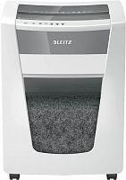 Шредер Leitz IQ Office Pro (секр.P-5)/фрагменты/15лист./30лтр./скрепки/скобы