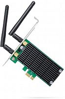 Сетевой адаптер WiFi TP-Link Archer T4E AC1200 PCI Express (ант.внеш.съем) 2ант.