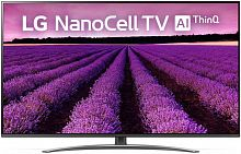 "Телевизор LED LG 65"" 65SM8200PLA NanoCell титан/Ultra HD/100Hz/DVB-T/DVB-T2/DVB-C/DVB-S/DVB-S2/USB/WiFi/Smart TV (RUS)"