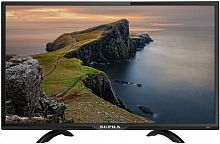 "Телевизор LED Supra 23.6"" STV-LC24LT0060W черный/HD READY/50Hz/DVB-T/DVB-T2/DVB-C/DVB-S/DVB-S2/USB (RUS)"