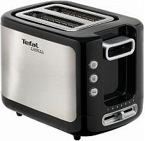 Тостер Tefal TT365031 850Вт серебристый/черный