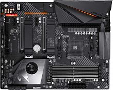 Материнская плата Gigabyte X570 AORUS PRO Soc-AM4 AMD X570 4xDDR4 ATX AC`97 8ch(7.1) GbLAN RAID+HDMI