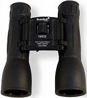 Бинокль Levenhuk 16-16x 32мм Atom 16x32 черный (67678)