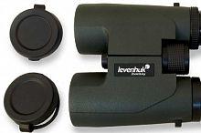 Бинокль Levenhuk 10-10x 42мм Karma PRO 10x42 зеленый (67698)