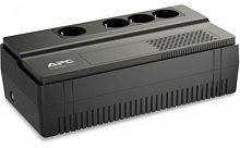 Источник бесперебойного питания APC Easy-UPS BV500I-GR 300Вт 500ВА черный