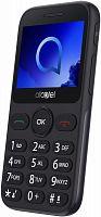 "Мобильный телефон Alcatel 2019G серый моноблок 1Sim 2.4"" 240x320 Thread-X 2Mpix GSM900/1800 GSM1900 FM microSD max32Gb"