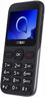 "Мобильный телефон Alcatel 2019G серебристый моноблок 1Sim 2.4"" 240x320 Thread-X 2Mpix GSM900/1800 GSM1900 FM microSD max32Gb"
