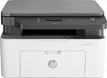 МФУ лазерный HP Laser 135w (4ZB83A) A4 WiFi белый/серый