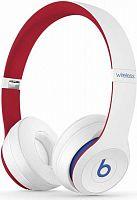 Гарнитура накладные Beats Solo3 Beats Club Collection белый беспроводные bluetooth (оголовье)