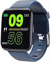 "Смарт-часы Smarterra FitMaster Aura 1.3"" IPS синий (FMAUBL)"