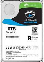 "Жесткий диск Seagate Original SATA-III 10Tb ST10000VE0008 SkyHawkAI (7200rpm) 256Mb 3.5"""
