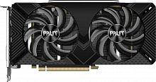 Видеокарта Palit PCI-E PA-RTX2060SUPER DUAL 8G nVidia GeForce RTX 2060SUPER 8192Mb 256bit GDDR6 1470/14000/HDMIx1/DPx3/HDCP Ret