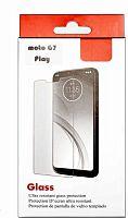 Защитное стекло для экрана Motorola для Motorola G7 Play прозрачная 1шт. (ZS-MERMOTOG7PLAY)