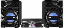 Минисистема Panasonic SC-MAX3500GS черный 2400Вт/CD/CDRW/FM/USB/BT