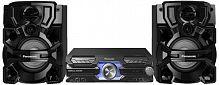 Минисистема Panasonic SC-AKX710GSK черный 2000Вт/CD/CDRW/FM/USB/BT