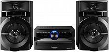 Минисистема Panasonic SC-UX100EE-K черный 300Вт/CD/CDRW/FM/USB/BT