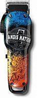 Машинка для стрижки Andis usPRO Fade Li Andis Nation LCL черный (насадок в компл:5шт)