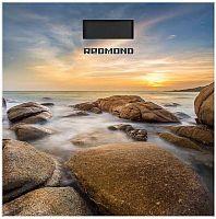 Весы напольные электронные Redmond RS-752 макс.180кг рисунок/камни