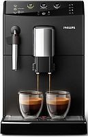 Кофемашина Philips HD8827/09 1850Вт черный