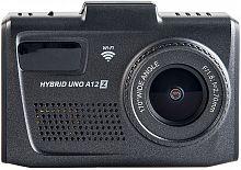 Видеорегистратор с радар-детектором Silverstone F1 HYBRID UNO A12 Z Wi Fi GPS черный