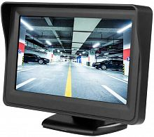 """Автомобильный монитор Swat CDH-115BL 4.3"""" 16:9 480x272"""