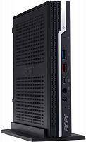 Неттоп Acer Veriton N4660G PG G5400T (3.1)/4Gb/SSD64Gb/UHDG 610/Windows 10 Professional/GbitEth/WiFi/BT/65W/клавиатура/мышь/черный
