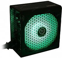 Блок питания Thermaltake ATX 650W Litepower RGB 650 (24+4+4pin) APFC 120mm fan color LED 5xSATA RTL
