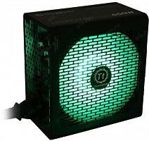 Блок питания Thermaltake ATX 650W Litepower RGB 650 80+ silver (24+4+4pin) APFC 120mm fan color LED 5xSATA RTL