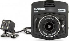 Видеорегистратор Rekam F300 черный 2Mpix 1080x1920 1080p 140гр. GP2248