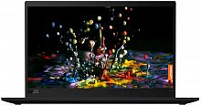 "Ультрабук Lenovo ThinkPad X1 Carbon Core i5 8265U/16Gb/SSD256Gb/Intel UHD Graphics 620/14""/WVA/FHD (1920x1080)/4G/Windows 10 Professional/black/WiFi/BT/Cam"