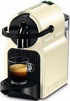 Кофемашина Delonghi Nespresso EN80.CW 1260Вт бежевый/черный