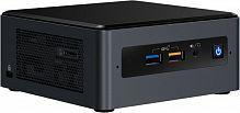 Платформа Intel NUC L10 Original BOXNUC8I3BEHFA2 3.6GHz 4Gb HDD1000Gb Opt16Gb 2xDDR4