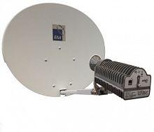 Комплект спутникового интернета Триколор Scorpio-i черный