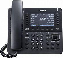 Телефон IP Panasonic KX-NT680RU-B черный