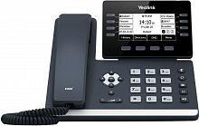Телефон SIP Yealink SIP-T53W черный (упак.:1шт)