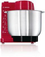 Кухонный комбайн Bosch MUM44R1 500Вт красный