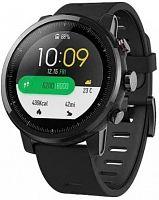 """Смарт-часы Amazfit Stratos 1.34"""" черный"""