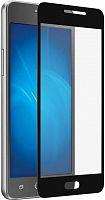 Защитное стекло для экрана DF sColor-11 черный для Samsung Galaxy J2 Prime/Grand Prime (2016) 3D 1шт. (DF SCOLOR-11 (BLACK))