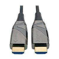 Кабель оптический Tripplite HDMI (m)/HDMI (m) 5м. черный (уп.:1шт) (P568-05M-FBR)