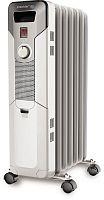 Радиатор масляный Polaris PRE W 0715 1500Вт белый